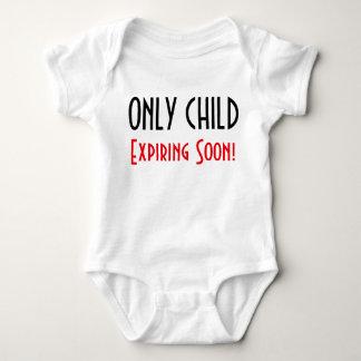 Only Child Expiring SOON Baby Bodysuit