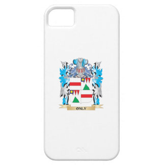 Only Coat of Arms - Family Crest iPhone 5 Cover