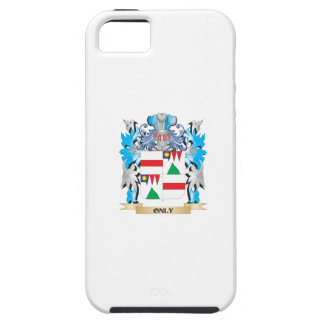 Only Coat of Arms - Family Crest iPhone 5 Cases