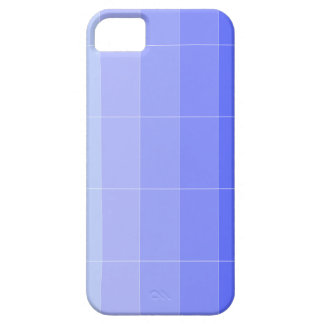 Only Color Blue Ombre iPhone 5/5S Cases