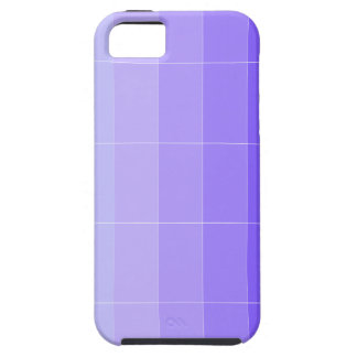 Only Color Blue Violet Purple Ombre iPhone 5 Cover