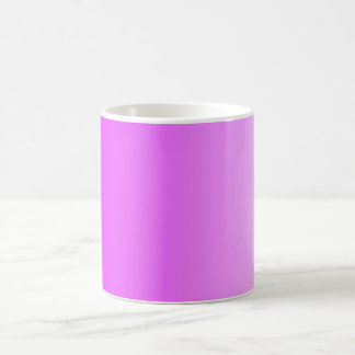ONLY COLOR gradients - neon pink Mugs