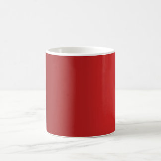 ONLY COLOR gradients - red love Coffee Mug