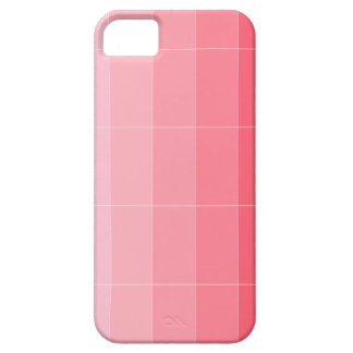 Only Color Red Pink Ombre iPhone 5 Covers