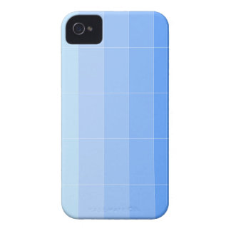 Only Color Sky Blue Ombre iPhone 4 Cover