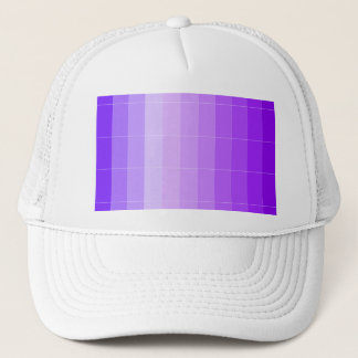 Only Color Violet Purple Ombre Trucker Hat