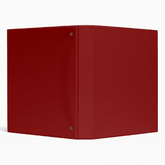 Only cool red wine maroon solid color background binder