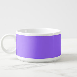 Only dark orchid pretty solid colour background chili bowl