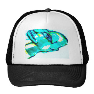 Only Enough and Nothing More Dinosaur Trucker Hat