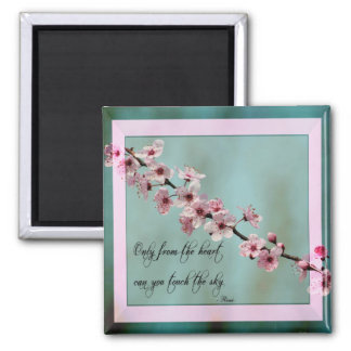 Only From the Heart Floral Magnet