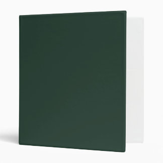 Only green forest vintage solid color background 3 ring binders