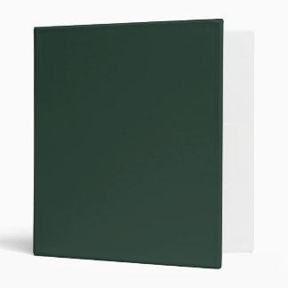 Only green forest vintage solid color background binder
