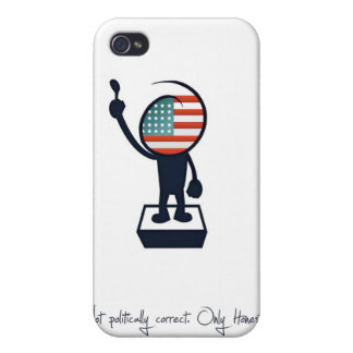 Only Honest Logo Cell Case Case For iPhone 4