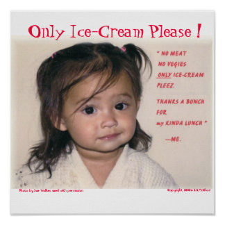 Only Ice Cream Please - poster