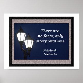 Only interpretations - Art Print