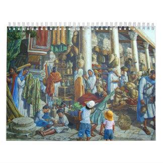 Only Jerusalem, Somente Jerusalém Calendar