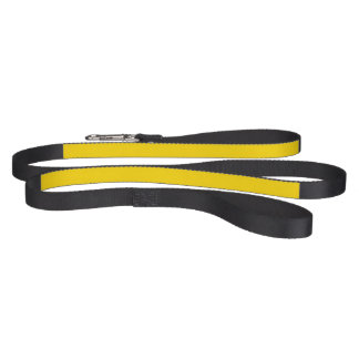 Only lemon yellow pretty solid color OSCB09 Pet Leash