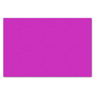 Only magenta pink cool solid color OSCB34 Tissue Paper