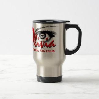 Only Olivia Travel Mug