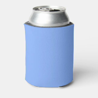 Only pale blue stylish solid color OSCB31 Can Cooler
