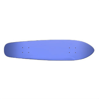 Only Periwinkle solid color skateboards
