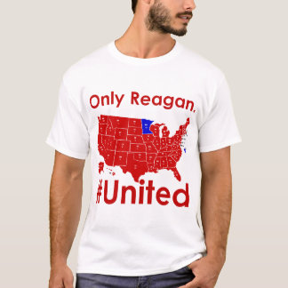 Only Reagan- #United T-shirt