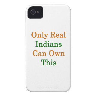 Only Real Indians Can Own This iPhone 4 Cases
