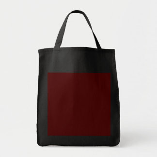 Only red brick gorgeous solid OSCB16 background Tote Bag