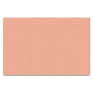 Only salmon pink pretty solid color OSCB17 Tissue Paper