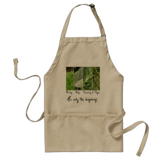 Only the Beginning Apron
