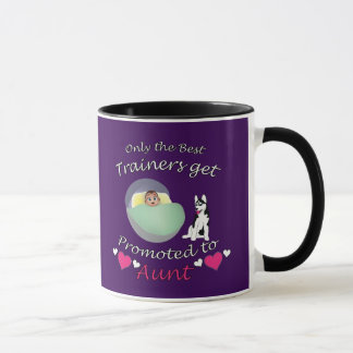 Only the best trainer get promoted Sister Mug