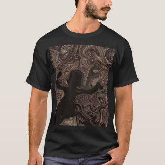 Only The Shadow Knows. T-Shirt