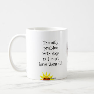 Only thing wrong with dogs mug