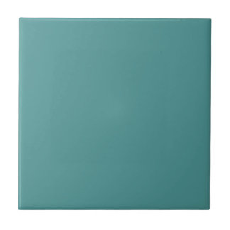 Only turquoise gorgeous seafoam solid color OSCB42 Ceramic Tile