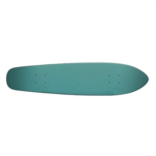 Only Turquoise seafoam solid color skateboards