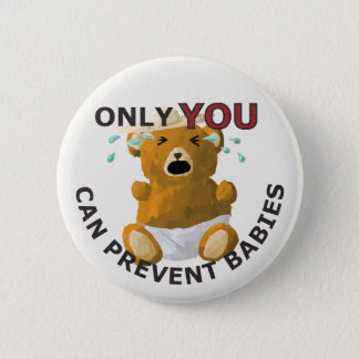 Only YOU button