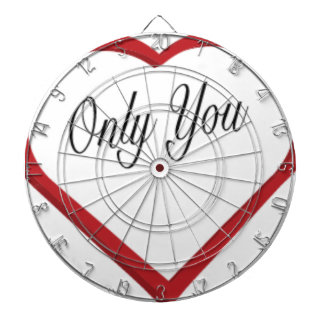 Only You Dartboard