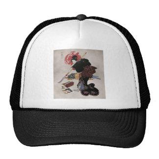 Onna-Bugeisha Ishi-jo Trucker Hat