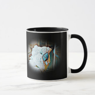 Onni The Baby Umbrella Cockatoo Mug