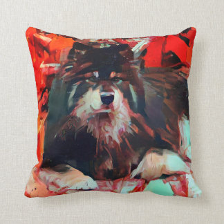 ONNI THE FINNISH LAPPHUND - LAPPY  Pillows