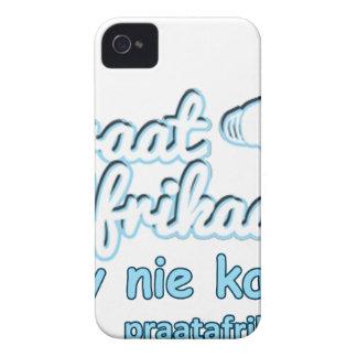 Ons-Praat-Afrikaans-Ons-Bly-Nie-Kalm-Nie iPhone 4 Covers