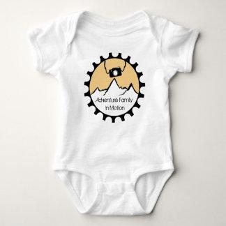 Onsie Adventure Family In Motion Baby Bodysuit
