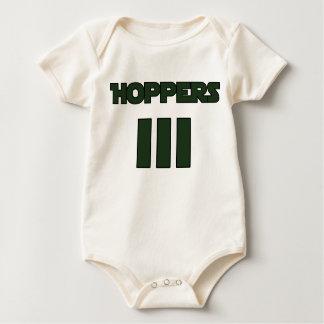 onsie, tres baby bodysuit