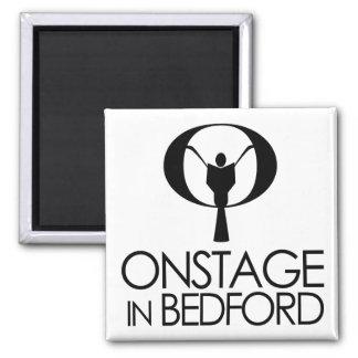 ONSTAGE Logo Magnet