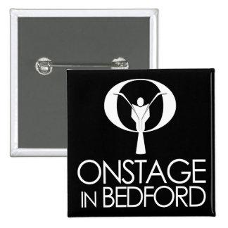 ONSTAGE Logo Pin