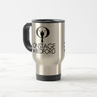 ONSTAGE Logo Travel Mug