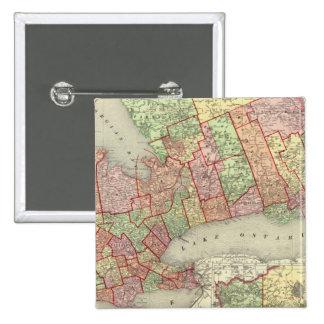 Ontario 4 2 inch square button