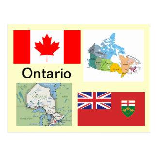 Ontario Canada Carte Postale