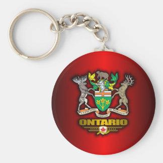 Ontario COA Keychain