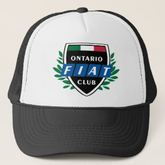 Ontario Fiat Club Hat